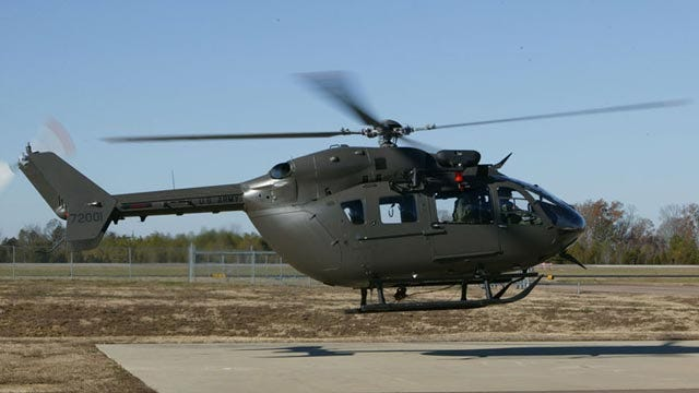 Oklahoma Army National Guard Getting New Helicopters