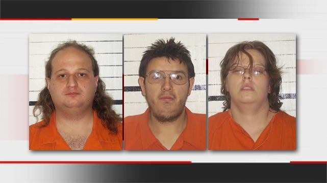 Three Arrested In Muskogee County For Kidnapping Plot