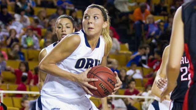 Luper Leads ORU Women To Big Win Over Nicholls St.