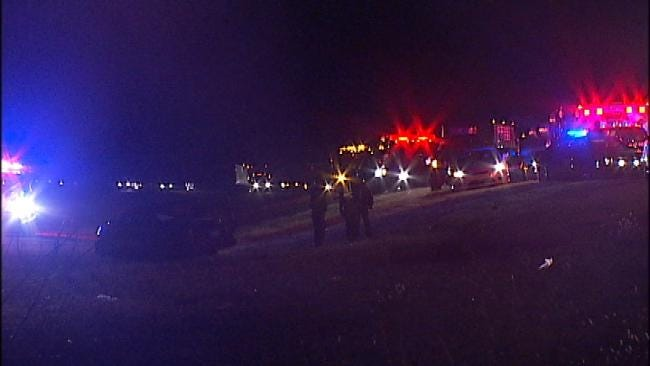 Highway Patrol Seeking Pick-Up Driver Involved In Deadly Crash On I-44