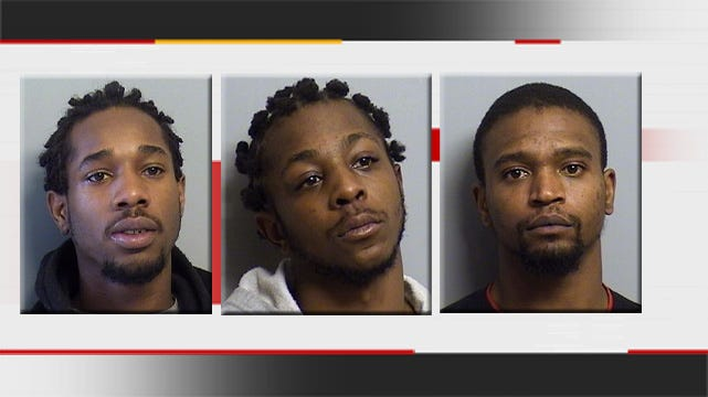 Police Arrest 3 Tulsa Men In First Murder Of 2013