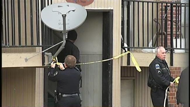 Four Women Found Shot To Death In Tulsa Apartment, 3-Year-Old Unharmed Inside