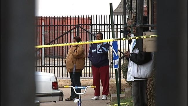 Man Says Twin Daughters Were Among Those Shot To Death In Tulsa Apartment