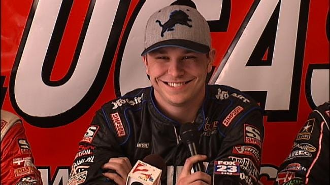 NASCAR's Tony Stewart: Get To The Tulsa Chili Bowl Nationals