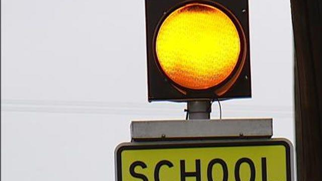 Police Crack Down On Speeders In East Tulsa School Zones