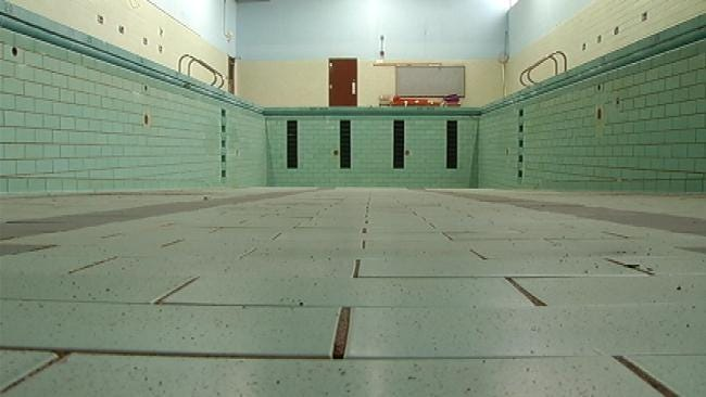 TPS Pulls Plug On Swimming Pools Draining District Resources