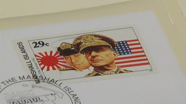 Lifelong Collector Shares Extensive Stamp Collection