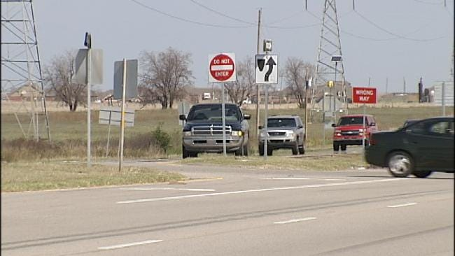ODOT To Begin Building 116th Street North Overpass At Highway 75