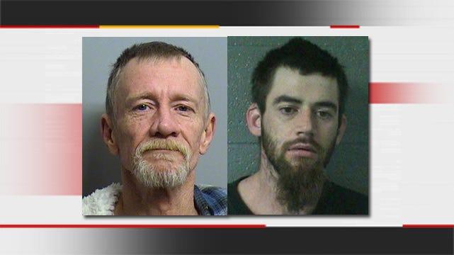 Sand Springs Men Arrested For Exposing Elderly Man, Child To Meth Lab