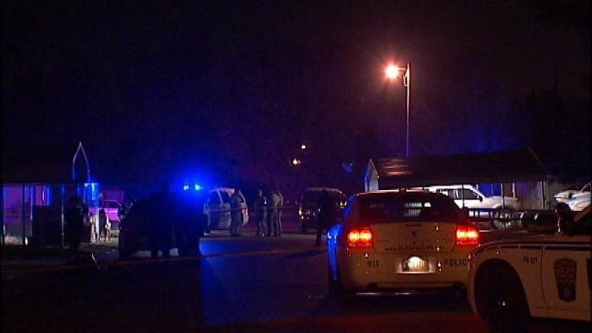Tulsa Man Arrested For Fatal Shooting Behind Glenpool Walmart