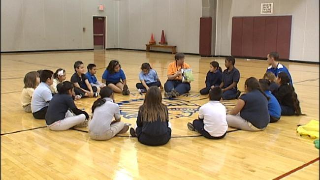 Tulsa Students Take Part In Disaster Preparedness Workshop
