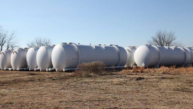 Google Donates Water Storage Tanks To Oklahoma Communities