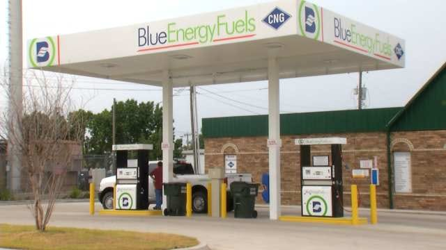 Company Plans To Open Several Natural Gas Stations In NE Oklahoma
