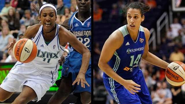 Shock Pick Up WNBA Veterans In Three Team Trade