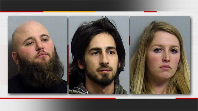 Three Arrested After Shot Fired In Downtown Tulsa