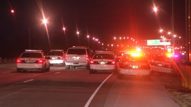 Tulsa Police Capture Wanted Man After Pursuit
