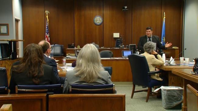 Tulsa Family Drug Court Reuniting Families