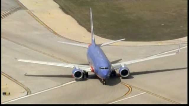 Southwest Airline Flight To Tulsa From Las Vegas Makes Emergency Landing