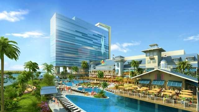 Creek Nation Unveils Plans To Turn South Tulsa Casino Into Margaritaville