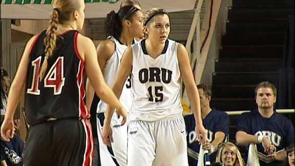 ORU Women Earn Road Win At Lamar