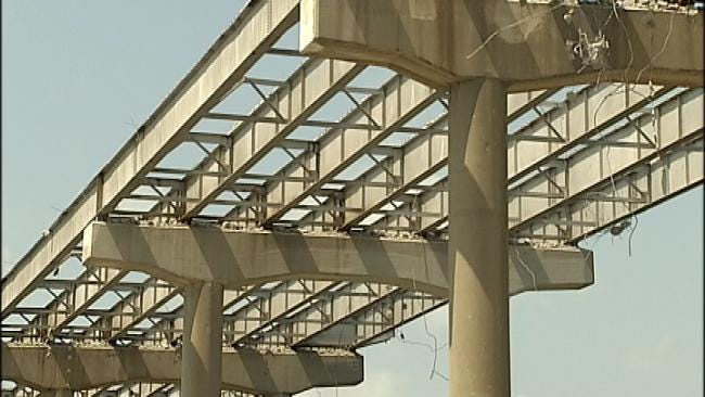 ODOT Awaits Approval To Begin New I-244 Bridge Project