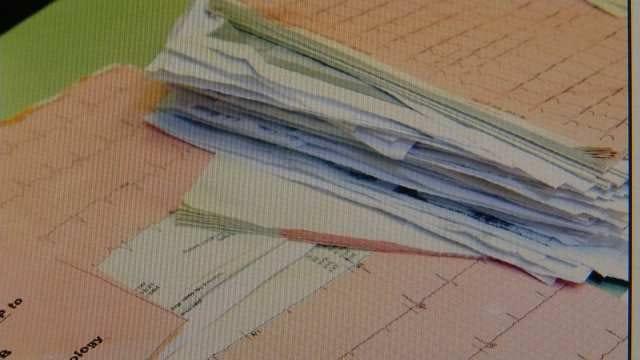 Tulsa Medical Records Turn Up On Ponca City Newspaper Loading Dock