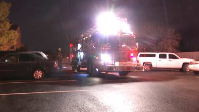 Fire, Sprinklers Damage Two Tulsa Apartments
