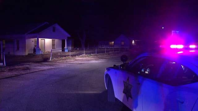 Neighbor Stabs Pit Bull To Death To Stop Attack On Sand Springs Man
