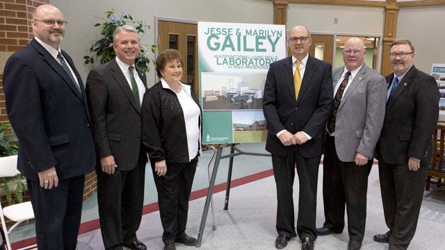 NSU-Muskogee Occupational Therapy Program Receives $200,000 Gift