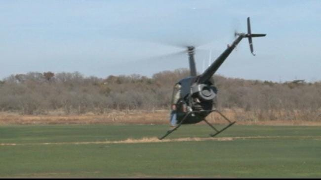 OK House Approves Bill Allowing Helicopter Hog Hunting