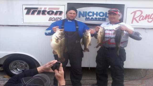 Sand Springs Man Catches Record-Setter At Grand Lake