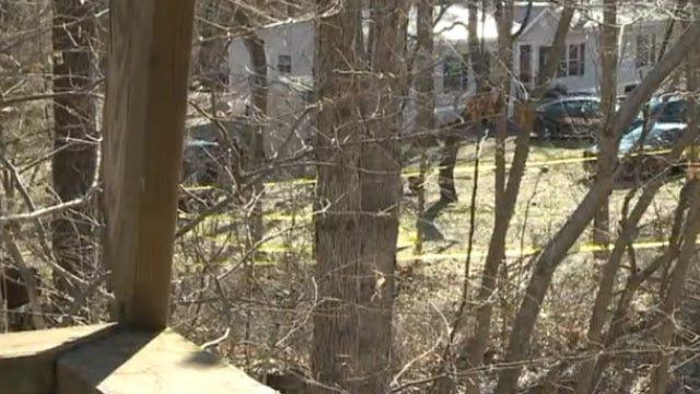 Search Continues For Human Remains In Delaware County