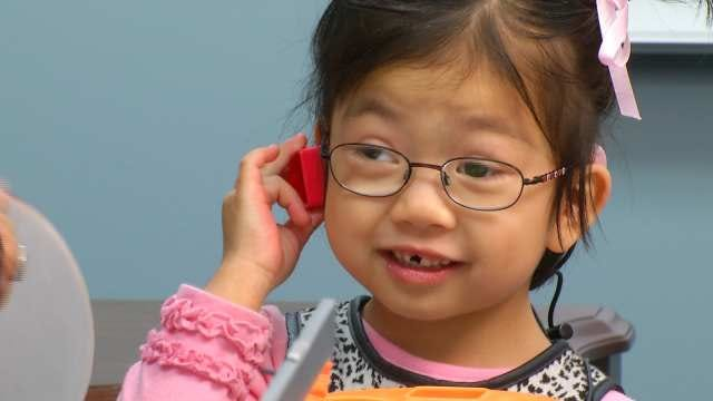 Tulsa Girl Introduced To World Of Sound With Cochlear Implant