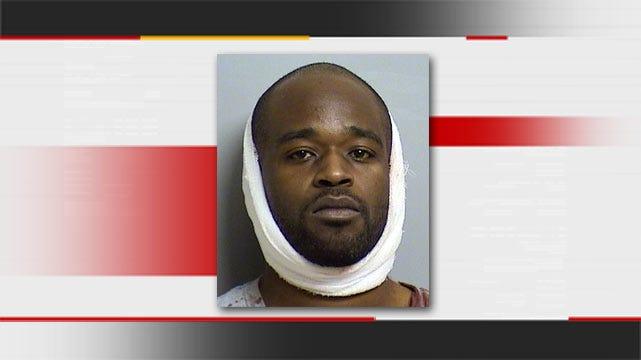 Tulsa Police: Homeowner Uses Plate To Fight Off Burglar