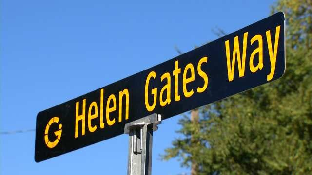 Broken Arrow Street Renaming Honors Gatesway Founder