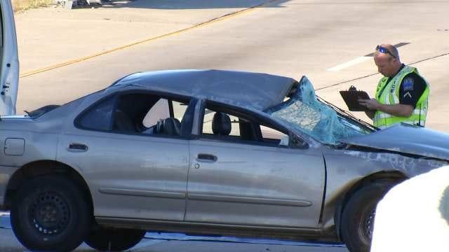 Coffeyville Man Witnesses Deadly Crash On 169 In Tulsa