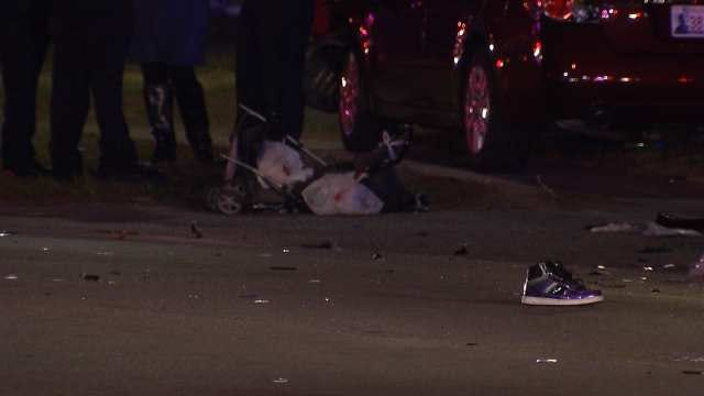 2-Year-Old Boy Dies After Being Hit By Car Near 61st And Peoria