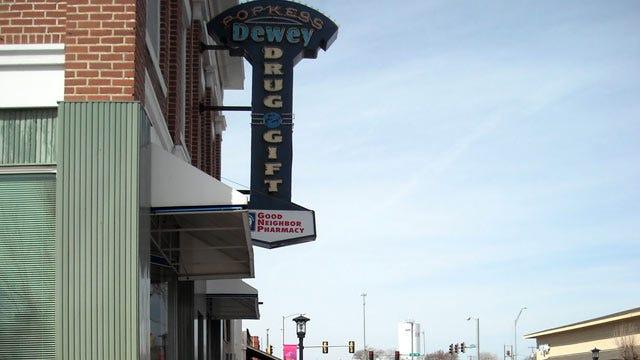 Reward Offered For Info On Dewey Pharmacy Burglary