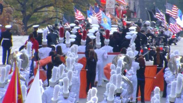Tulsa Hosts Its 95th Annual Veterans Day Parade Monday