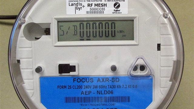 PSO Announces Upgrade Of Its Electric Meters