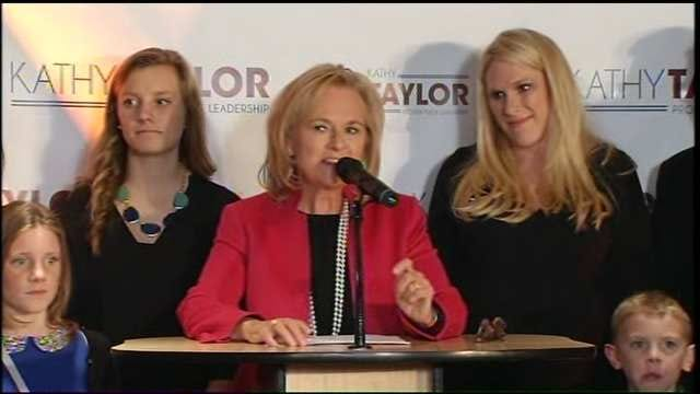 Tulsa Mayor Dewey Bartlett Defeats Former Mayor Kathy Taylor To Win Second Term