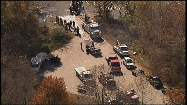 OHP Focuses On Recovering Vehicles From Waterways