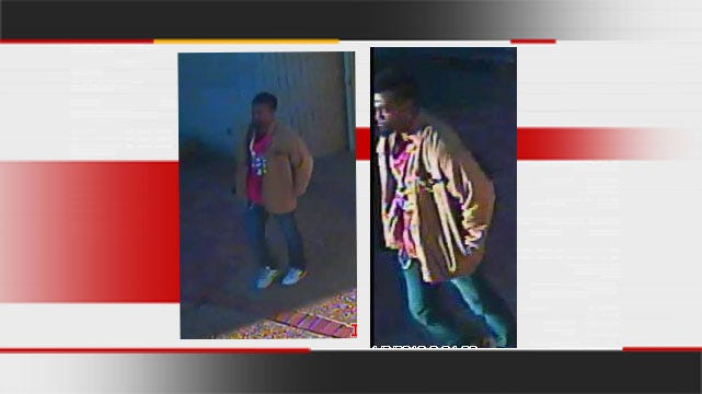 Police Seek ID On Man Who Reportedly Exposed Himself In Tulsa Gym