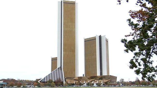 Tulsa's Cityplex Towers To Get $10 Million Makeover