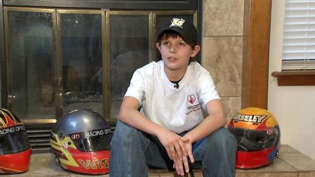 Sand Springs Boy Named Shriners Patient Ambassador