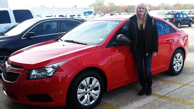 Broken Arrow Woman Wins New Car In National Millionaire Lottery