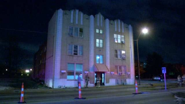 Tulsa Police Say Apartment Evacuated After Manager Hit Gas Meter