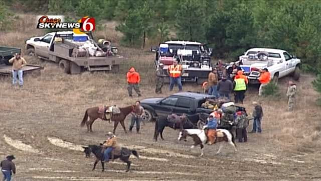 OSBI: Foul Play Not Suspected After Remains Found In Latimer County