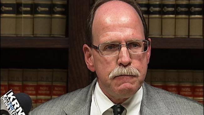 Tulsa District Attorney Tim Harris Will Not Seek Re-Election