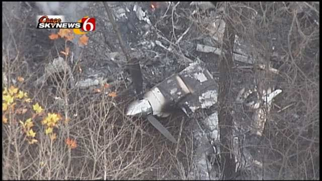 NTSB: Perry Inhofe Reported Control Problem Before Fatal Plane Crash